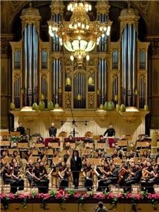 """中国广播民族乐团""""七夕""""音乐会的图片"""