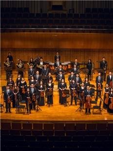"""第五届中国交响乐之春:""""山林之歌""""北京交响乐团音乐会的图片"""