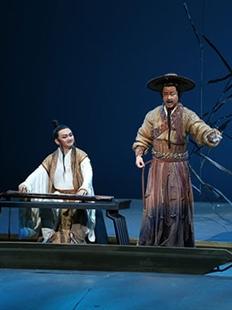 大剧院歌剧节·2016:武汉歌舞剧院大型原创歌剧《高山流水》的图片