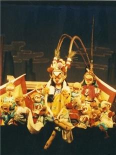 第九届北京儿童戏剧季:中国木偶艺术剧院木偶剧《大闹天宫》的图片