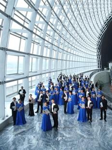 大剧院合唱团音乐会的图片
