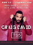 Craig David 克雷格·大卫:TS5巡回演唱会2019北京站的图片